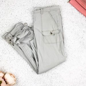 😄 Woolrich Hiking Khaki Capris | Size 12